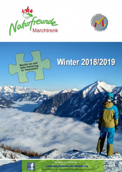 Programm Winter 2018-2019