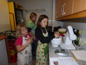 Muffins backen und verzieren