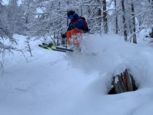 Ski Freeride 4zu3